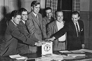 Signing 1956 ATNWC